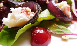 Live Better: Cheese Pear Salad
