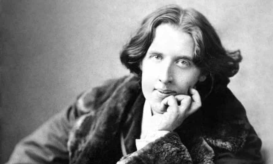 Hope bringer … Oscar Wilde, in 1882.