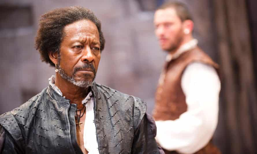 Clarke Peters as Othello