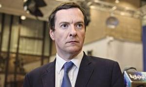 George Osborne bristles as EU moves closer to financial transactions tax