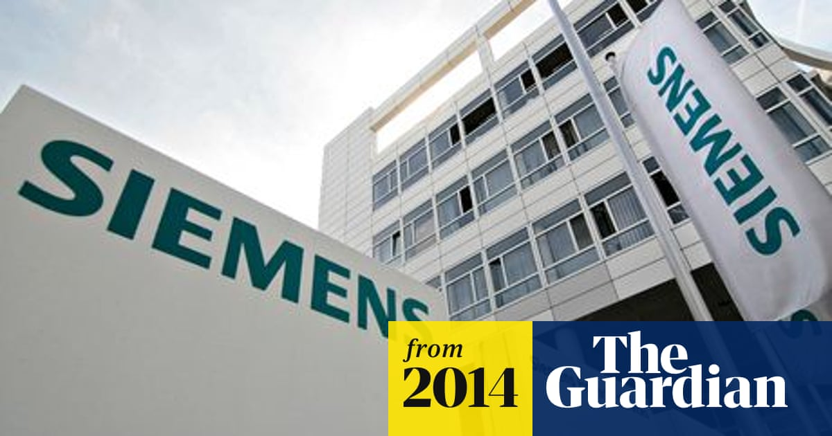 Siemens buys Rolls-Royce energy arm for £780m | Business