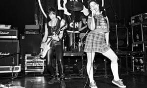 Bikini Kill With Joan Jett