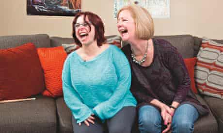 Michelle Knight and lawyer Peggy Jones