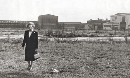 Margaret Thatcher  Teesside head wrightson