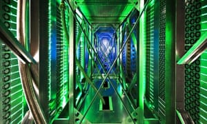 Google Data Center in Oklahoma