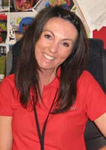 Claire Griffiths