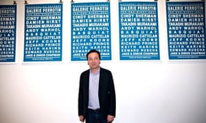 Emmanuel Perrotin - who's who in the art world