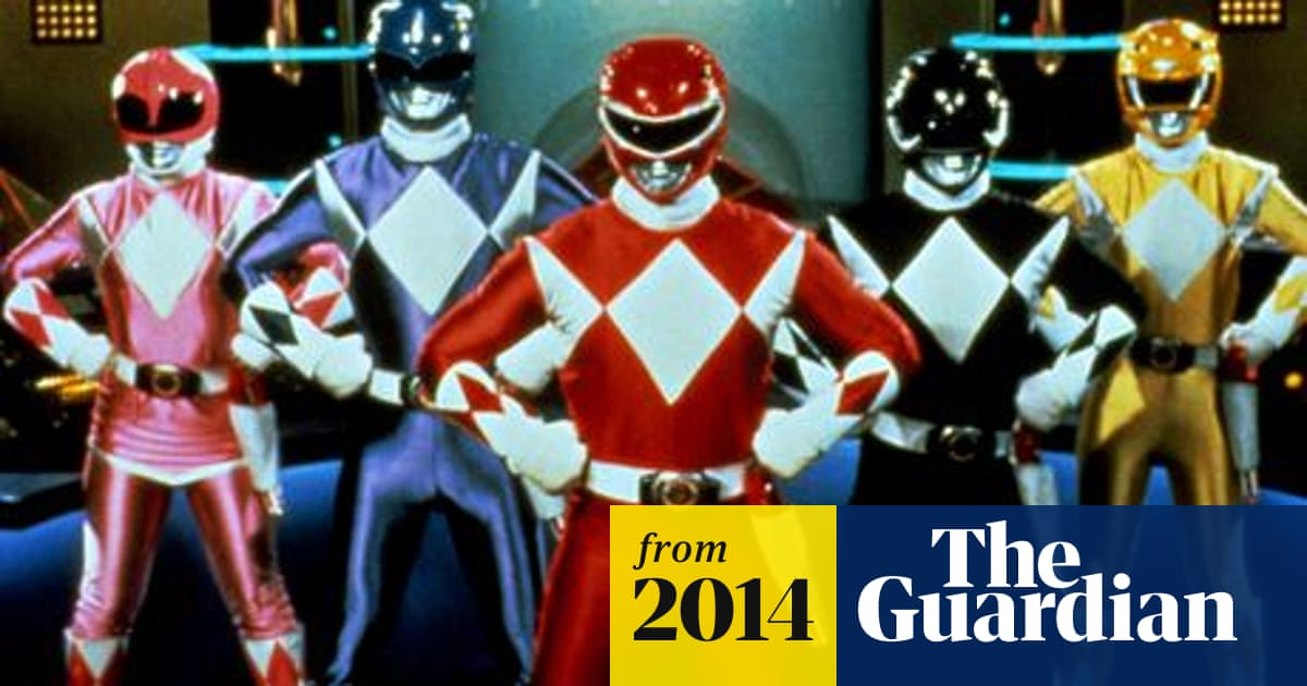 Power Rangers movie to be developed by Hunger Games studio