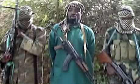 Abubakr Shekau of Boko Haram