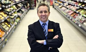 Supermarket price war is a 'skirmish' at most, says Sainsbury's outgoing boss