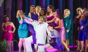 Simon O'Neill as Parsifal at the Royal Opera House, 2013.
