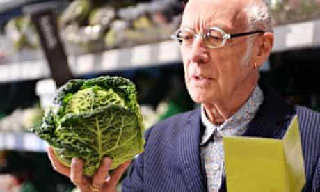 Waitrose, Roger McGough