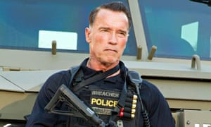 Sabotage review – an unholy mess   Film   The Guardian  Sabotage review...