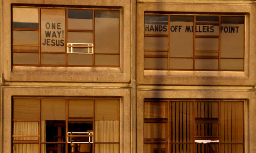 Signs in the Sirius building