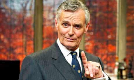 Simon Williams (Sir Humphrey Appleby) in Yes, Prime Minister