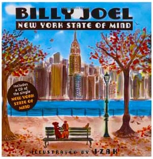 Readers' 10: New York State of Mind by Billy Joel