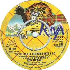 Readers' 10: The Killing Of Georgie by Rod Stewart