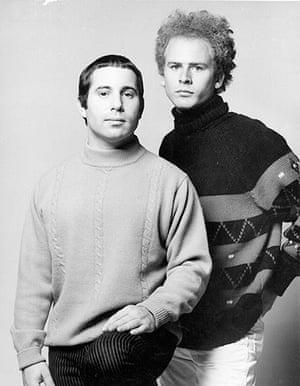 Readers' 10: Photo of Simon and Garfunkel