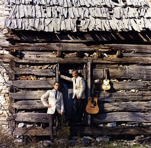 Readers' 10: Louvin Brothers Portrait