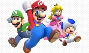 Nintendo won't put its classic characters into iPhone or Android games – but it has other ideas for them...