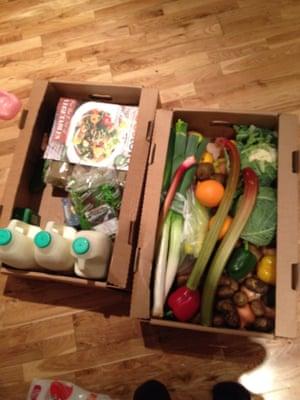 Live Better: Veg Box