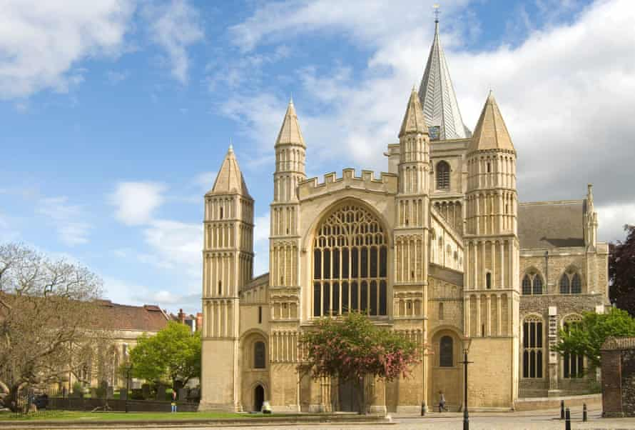 Rochester in Kent has a cathedral - but lost city status when it forgot to reapply.