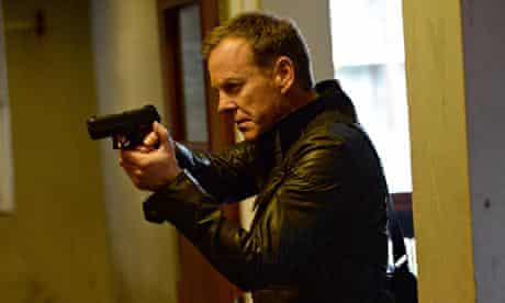 'Ageing chum': Kiefer Sutherland comes to London in  24: Live Another Day.