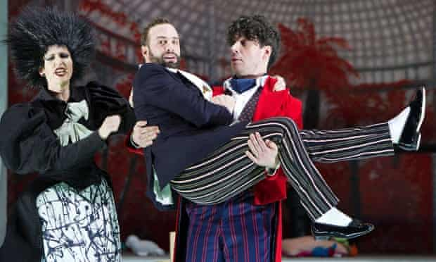 Importance of Being Earnest, NI Opera