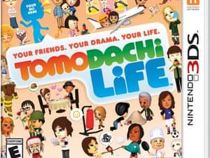Tomodachi Life packshot