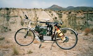 Tabernas Desert Run, 2004.