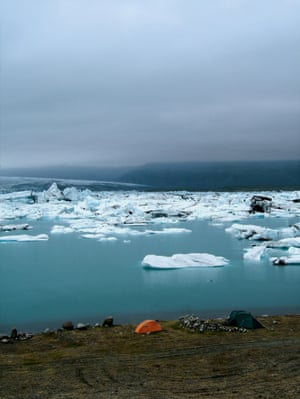 Vatnajökull (the sound of) (2007/8). Katie Paterson