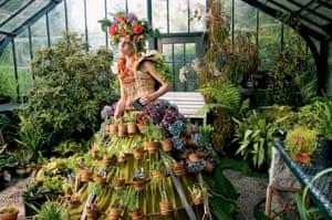 Mobile Garden Dress, 2011.