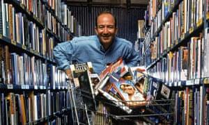 Portrait Of Amazon.com CEO Jeff Bezos