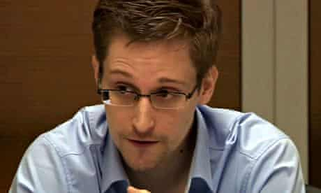 Edward Snowden Meets With German Green Party MP Hans-Christian Stroebele In Moscow