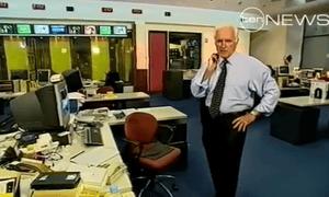 Harry Potter TV crime reporter