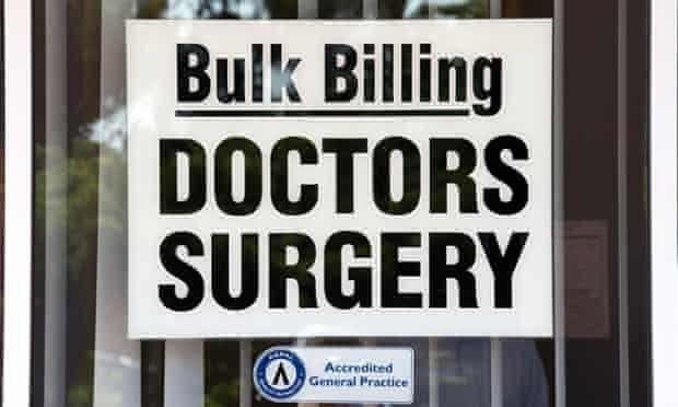 Budget 2014: Bulk billing