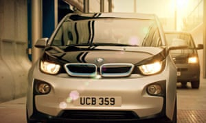 The BMW i3 is representative of a new generation of electric cars.