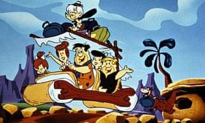 De Flintstones Cartoon sex