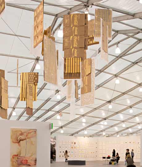 Frieze New York 2014: Danh Vo