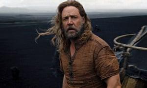 Noah An Unholy Mess Drowning In Unbiblical Detail Noah The Guardian