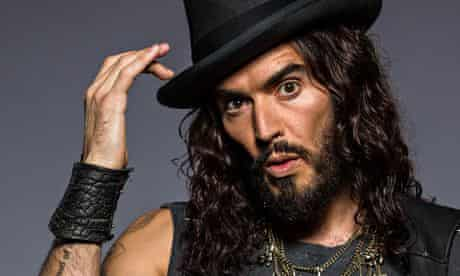 Russell Brand in 2012