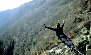GoldenEye: James Bond's bungee jump
