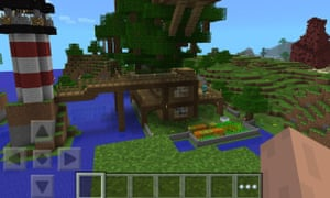 Minecraft: Pocket Edition remains a global hit.