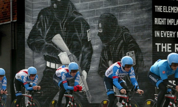 Giro d'Italia 2014: stage one – as it happened | Barry Glendenning