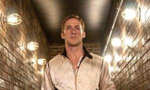 Ryan Gosling in Nicolas Winding Refn's 2011 film Drive.