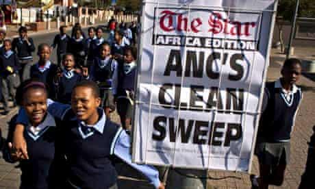 ANC victory