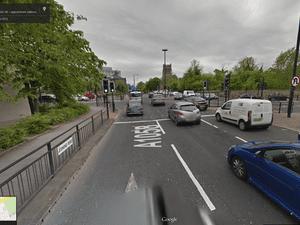 Google Street View A1058 Newcastle