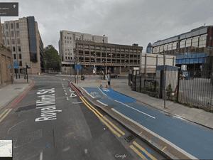 Google Street View Royal Mint Street London