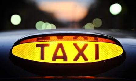 A London black cab9