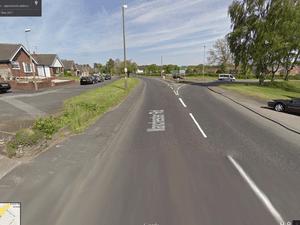 Google Street View Manchester Road Congleton